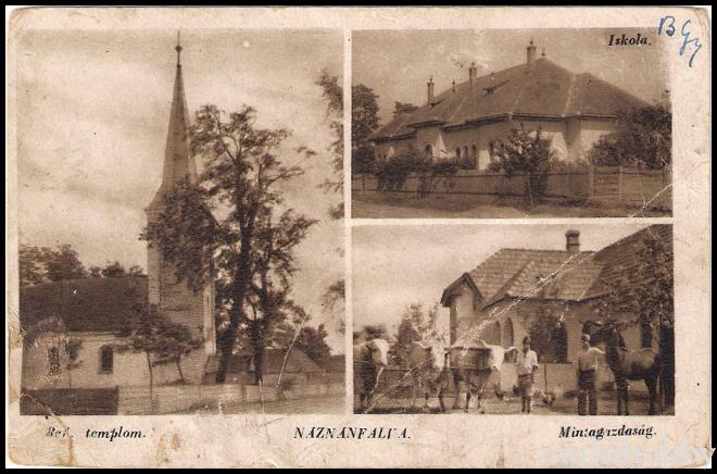 Carte Postala din Nazna
