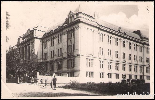 Liceul de Baieti - Targu Mures