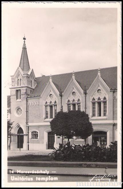 Biserica Unitariana Targu Mures