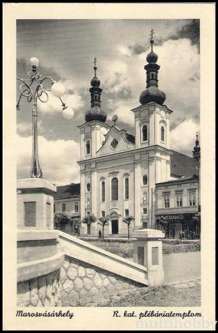 Biserica Romano Catolica - Targu Mures