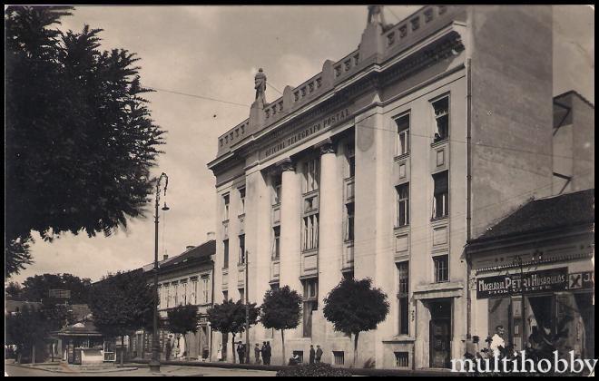 Posta din Targu Mures